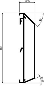 台車ガードAL図面