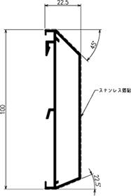 台車ガードSUS図面